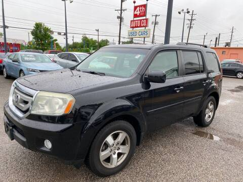 2010 Honda Pilot for sale at 4th Street Auto in Louisville KY