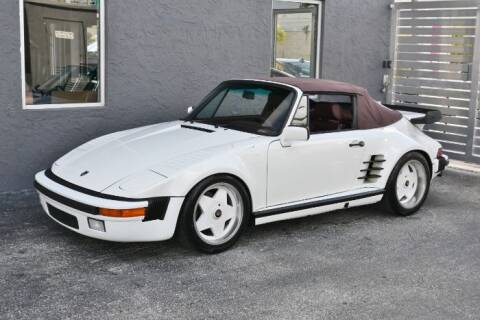 1988 Porsche 911 for sale at Classic Car Deals in Cadillac MI