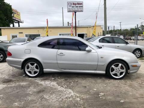 1999 Mercedes-Benz CLK for sale at Mego Motors in Orlando FL