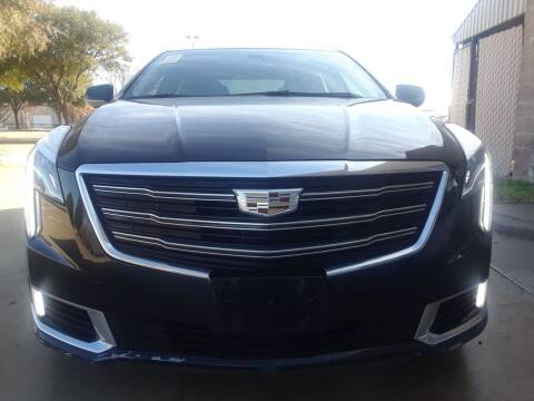 2018 Cadillac XTS for sale at Auto Haus Imports in Grand Prairie TX
