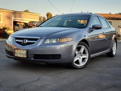2004 Acura TL for sale at Gold Coast Motors in Lemon Grove CA