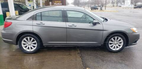 2013 Chrysler 200 for sale at Xtreme Motors Plus Inc in Ashley OH