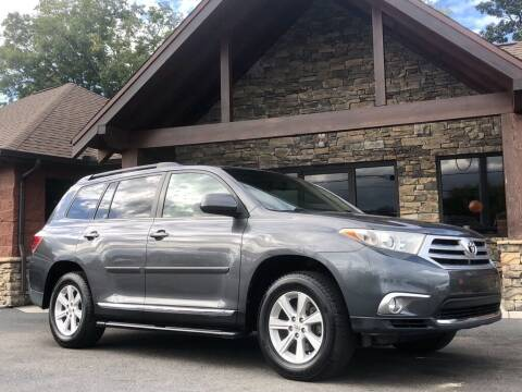 2011 Toyota Highlander for sale at Auto Solutions in Maryville TN