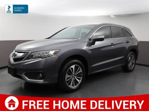 2018 Acura RDX for sale at Florida Fine Cars - West Palm Beach in West Palm Beach FL