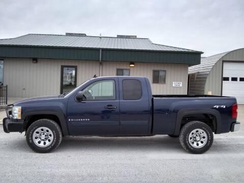 2009 Chevrolet Silverado 1500 for sale at ARK AUTO LLC in Roanoke IL
