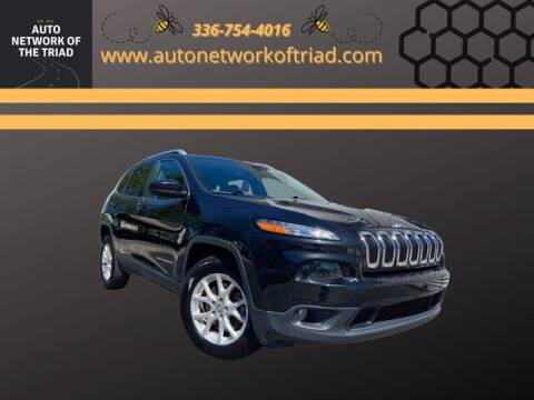 2016 Jeep Cherokee for sale at Auto Network of the Triad in Walkertown NC