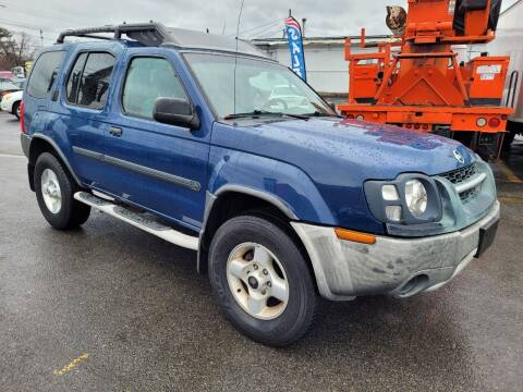 2003 Nissan Xterra for sale at JG Motors in Worcester MA