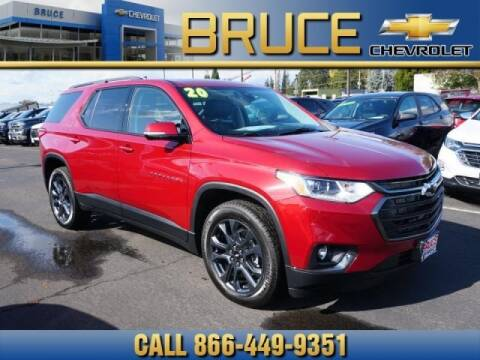 2020 Chevrolet Traverse for sale at Medium Duty Trucks at Bruce Chevrolet in Hillsboro OR