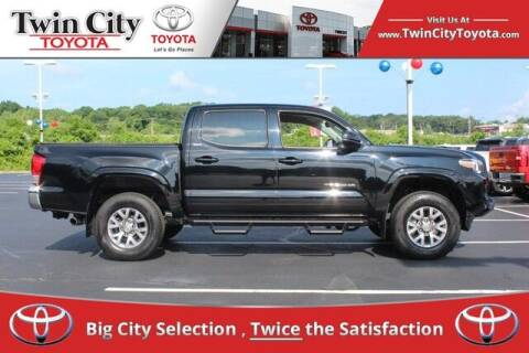 2016 Toyota Tacoma for sale at Twin City Toyota in Herculaneum MO