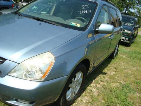 2007 Kia Sedona for sale at Branch Avenue Auto Auction in Clinton MD