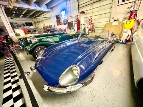 1966 Jaguar XKE for sale at Berliner Classic Motorcars Inc in Dania Beach FL