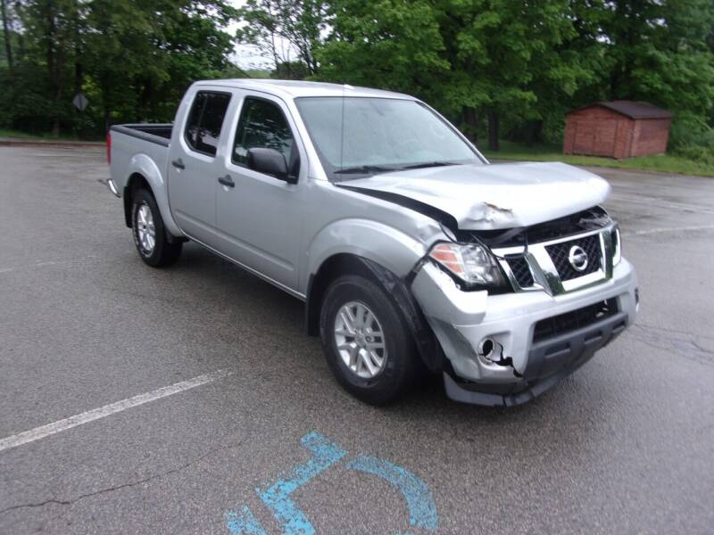 2014 Nissan Frontier for sale at Pyles Auto Sales in Kittanning PA