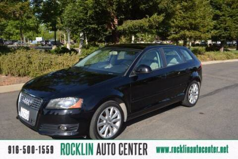 2009 Audi A3 for sale at Rocklin Auto Center in Rocklin CA