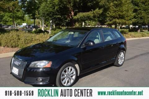 2009 Audi A3 for sale at Rocklin Auto Center in Rocklin CA