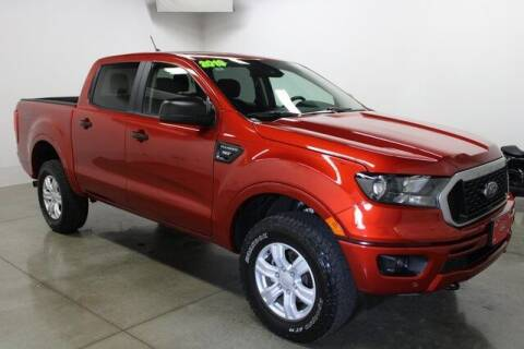 2019 Ford Ranger for sale at Bob Clapper Automotive, Inc in Janesville WI