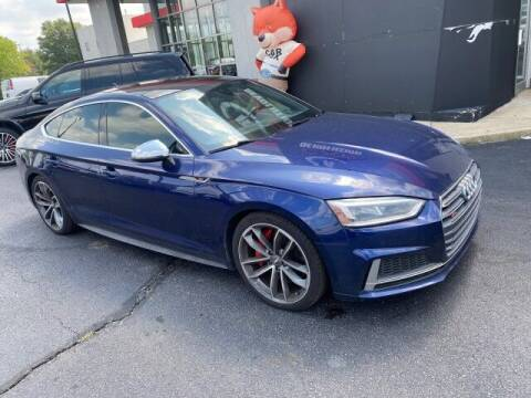 2018 Audi S5 Sportback for sale at Car Revolution in Maple Shade NJ