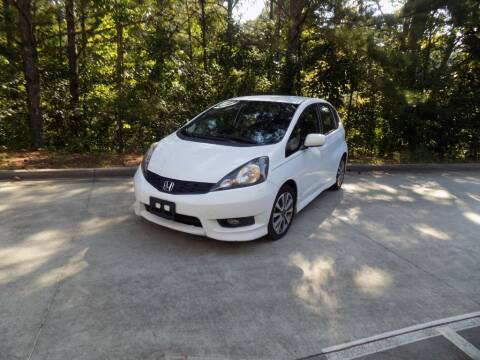 2012 Honda Fit for sale at S.S. Motors LLC in Dallas GA