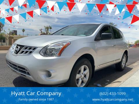 2012 Nissan Rogue for sale at Hyatt Car Company in Phoenix AZ