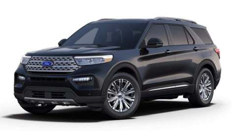 2021 Ford Explorer for sale at McLaughlin Ford in Sumter SC