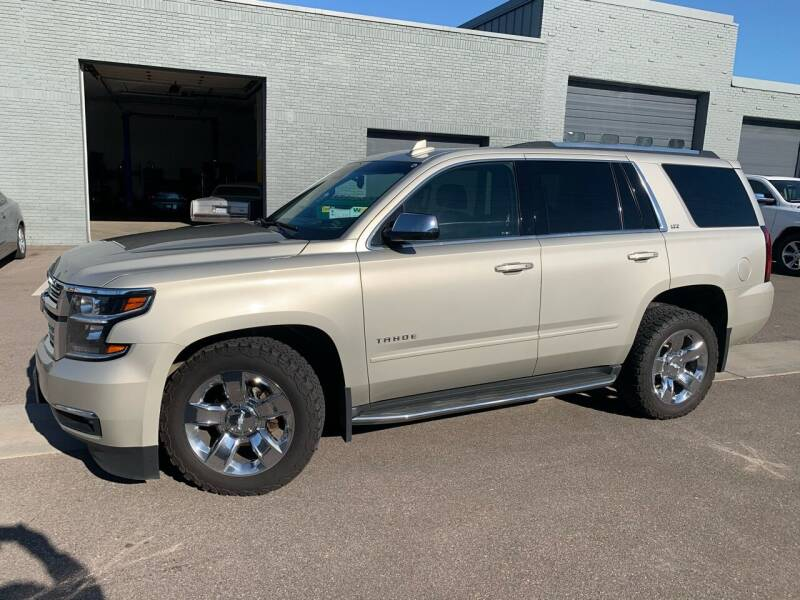 2016 Chevrolet Tahoe for sale at The Car Buying Center in St Louis Park MN