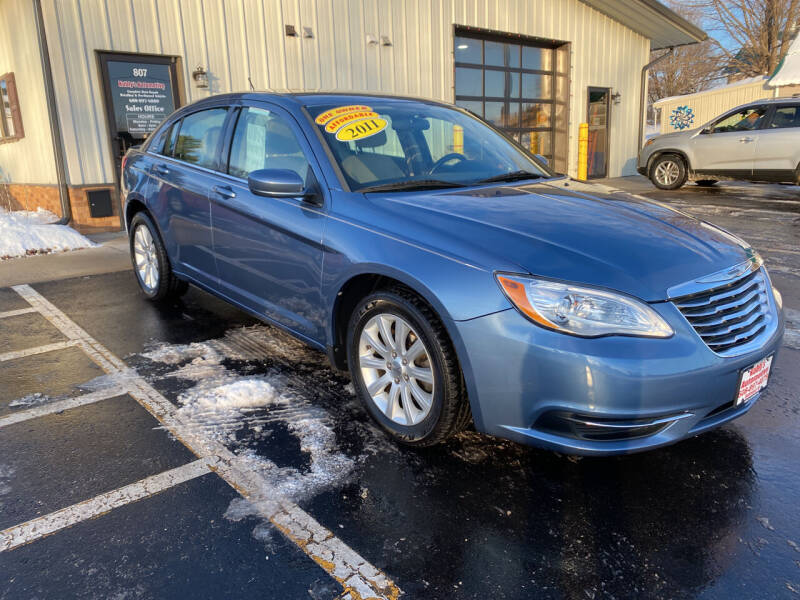 2011 Chrysler 200 for sale at Kubly's Automotive in Brodhead WI