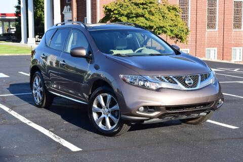 2014 Nissan Murano for sale at U S AUTO NETWORK in Knoxville TN