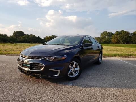 2016 Chevrolet Malibu for sale at Laguna Niguel in Rosenberg TX