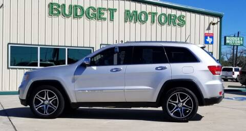 2011 Jeep Grand Cherokee for sale at Budget Motors in Aransas Pass TX
