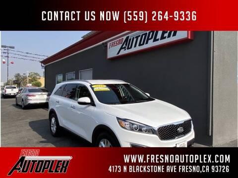2016 Kia Sorento for sale at Fresno Autoplex in Fresno CA