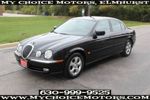 2000 Jaguar S-Type for sale at My Choice Motors Elmhurst in Elmhurst IL