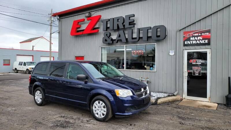 2013 Dodge Grand Caravan for sale at EZ Tire & Auto in North Tonawanda NY