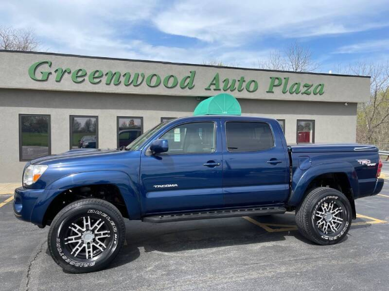 2008 Toyota Tacoma for sale at Greenwood Auto Plaza in Greenwood MO