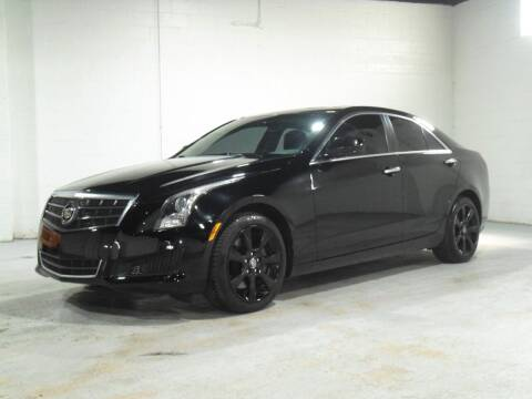2013 Cadillac ATS for sale at Ohio Motor Cars in Parma OH