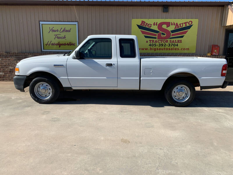 2006 Ford Ranger for sale at BIG 'S' AUTO & TRACTOR SALES in Blanchard OK