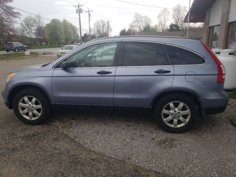 2007 Honda CR-V for sale at David Shiveley in Mount Orab OH