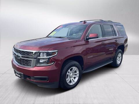 2017 Chevrolet Tahoe for sale at Fitzgerald Cadillac & Chevrolet in Frederick MD