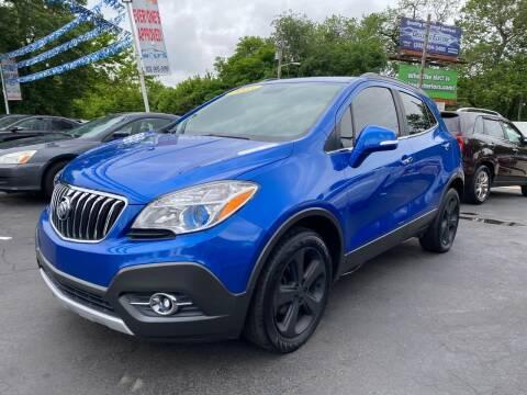 2015 Buick Encore for sale at WOLF'S ELITE AUTOS in Wilmington DE