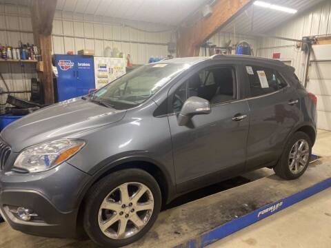 2014 Buick Encore for sale at B & B Auto Sales in Brookings SD