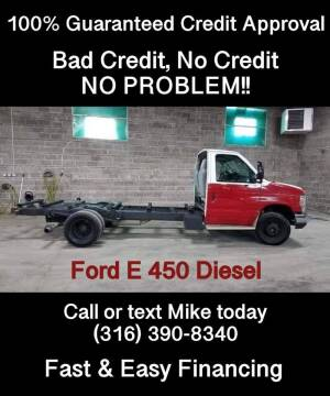 2010 Ford E-Series Chassis for sale at Affordable Mobility Solutions, LLC - Standard Vehicles in Wichita KS