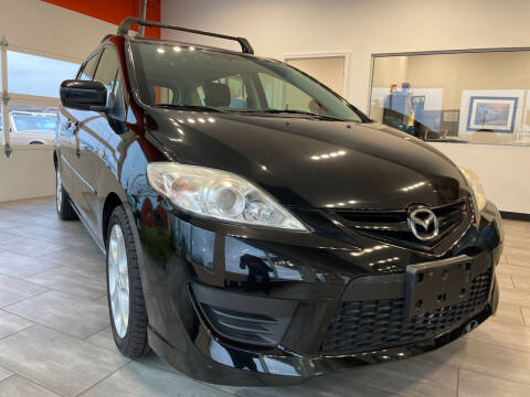 2008 Mazda MAZDA5 for sale at Evolution Autos in Whiteland IN