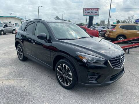 2016 Mazda CX-5 for sale at Jamrock Auto Sales of Panama City in Panama City FL