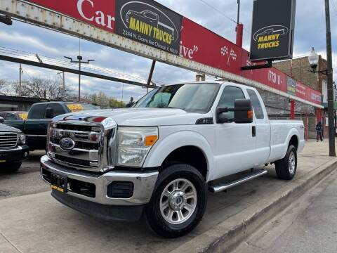 2011 Ford F-250 Super Duty for sale at Manny Trucks in Chicago IL