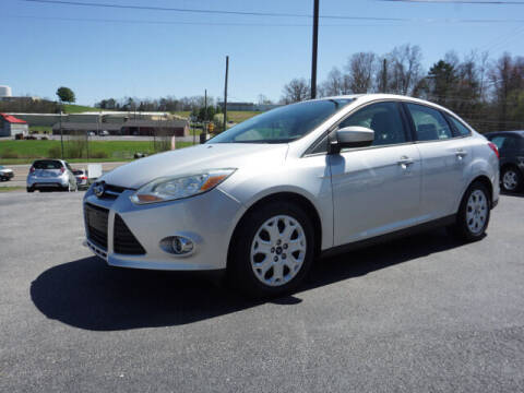 2012 Ford Focus for sale at CHAPARRAL USED CARS in Piney Flats TN