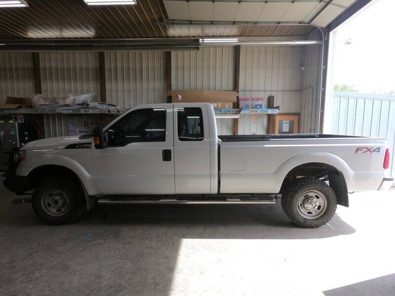 2012 Ford F-350 Super Duty for sale at Alpha Auto - Mitchell in Mitchel SD