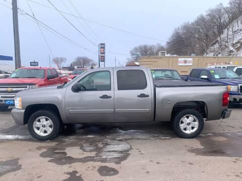 2008 Chevrolet Silverado 1500 for sale at Iowa Auto Sales, Inc in Sioux City IA