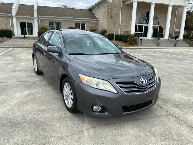 2010 Toyota Camry for sale at 411 Trucks & Auto Sales Inc. in Maryville TN