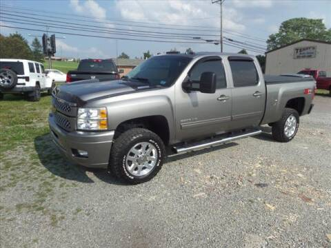 2012 Chevrolet Silverado 2500HD for sale at Terrys Auto Sales in Somerset PA