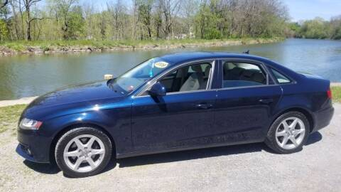 2009 Audi A4 for sale at Auto Link Inc in Spencerport NY