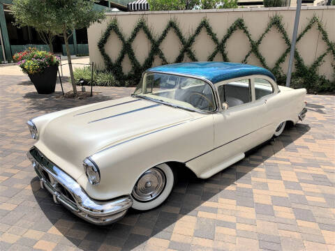 1956 Oldsmobile Super 88 for sale at ROGERS MOTORCARS in Houston TX