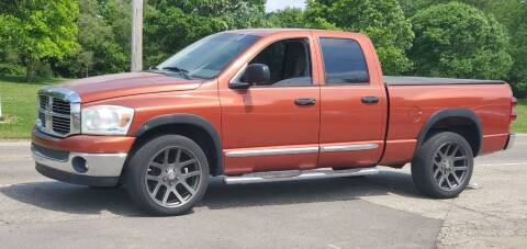 2008 Dodge Ram Pickup 1500 for sale at Superior Auto Sales in Miamisburg OH
